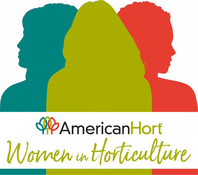 Women In Horticulture logo