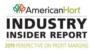 AmericanHort Industry insider report logo - Perspective on Profit Margins