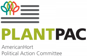 PlantPAC - AmericanHort Political Action Committee Logo