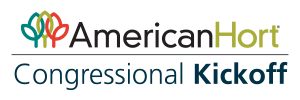 AmericanHort Congressional Kickoff logo