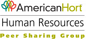AmericanHort Human Resources Peer Sharing Group logo