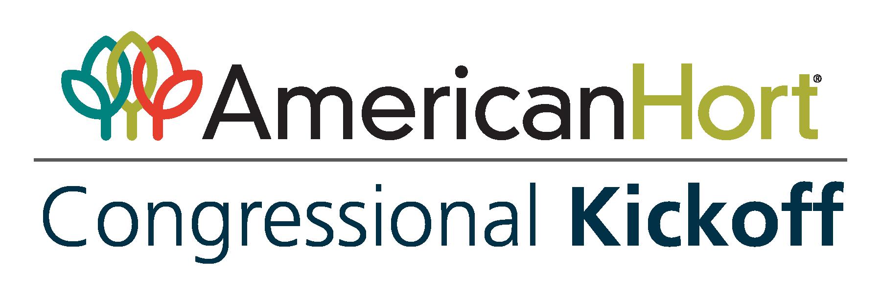 AmericanHort Congressional Kickoff