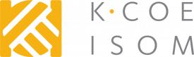 K-COE ISOM Logo